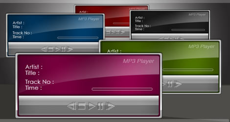 free flash audio players