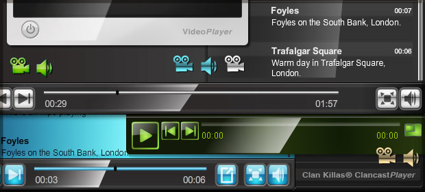 flash video players