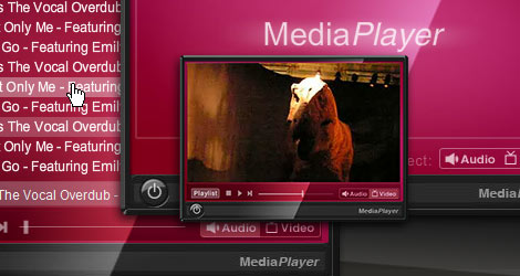 Flash Media Player No.2